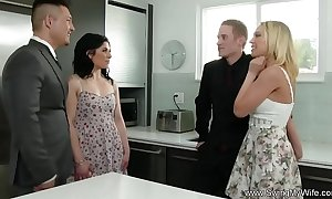 Housewife attempts anal indecision