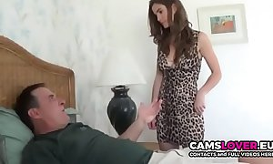 Sex-crazed step-father be hung up on her little one right away knocker is out! - camslover.eu