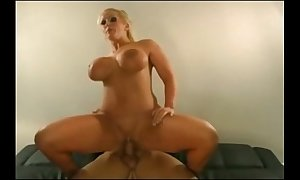 Alura jensen receives carbon copy dominated by with an increment of creampied
