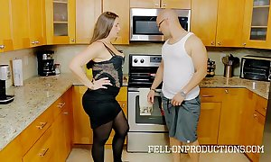 [taboo passions] madisin lee in under way of stepmom