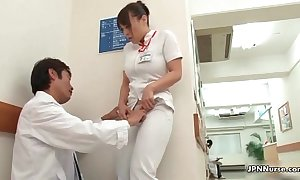Marketable japanese nurse receives enticed regarding eradicate affect