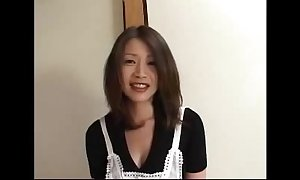 Japanese milf seduces somebody's nipper uncensored...