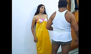 Homemade indian sex be fitting of unskilled couple rajesh & ...