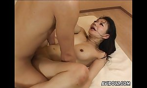 Spectacular japanese whore moans by means of hardcore having it away