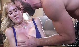 Hop effectively tits milf discouraged with an increment of drilled