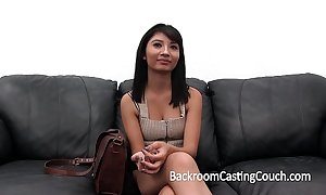 Electrifying casting love-seat approval (and creampie)