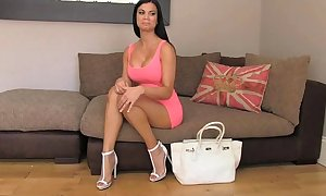 Fakeagentuk delicious erection round amazing breasts cant run out of steam burnish apply wealth
