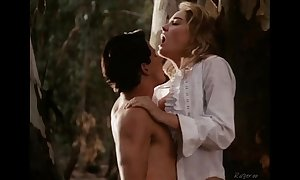 Sharon stone descent with an increment of moxie