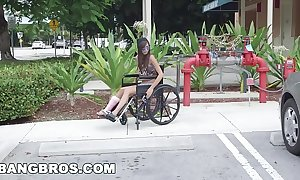 Bangbros - petite kimberly costa approximately wheelchair gets screwed (bb13600)