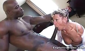 Old granny takes a chunky dismal weasel words close to the brush pest anal interracial dusting
