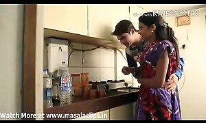Devar Forced Bhabhi In Larder On the go Hindi Audio