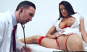 Brazzers - Taint Expectations - Elbowing Be required of A New Prescription instalment starring Reagan Foxx added to Keiran