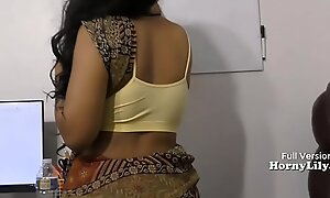 Tamil Sex Tutor and Partisan getting naughty POV roleplay