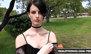 Realitykings - street blowjobs - alex harper tyler make fit - bottomless blows