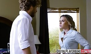 Digitalplayground - my wifes sexy wet-nurse happening 4 aubrey sinclair together with keisha superannuated